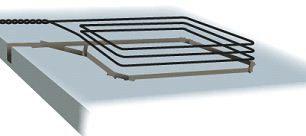 PLA‐17‐10  Bucle de perímetro de 5 metros con cable de entrada de 3 metros prefabricado 10 años de garantía