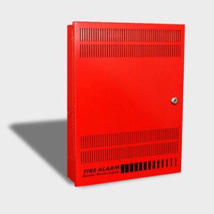 BPS10A Fuente de poder de respaldo remota de 10A, 120VAC, roja