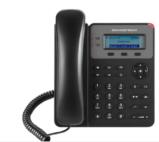 GXP-1610 Teléfono IP SMB de 2 Líneas, 1 Cuenta SIP con 3 teclas de función programables y conferencia de 3 vías. 5VCD
