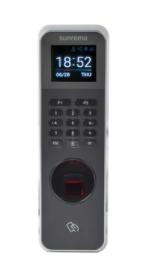 BLN2-ODB Lector de Huella IP67 Con Teclado y Lector de Tarjetas RFID(125kHz EM & 13.56MHz MIFARE, MIFAREPlus, DESFire/EV1), y BLUETOOTH