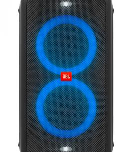 JBLPARTYBOX100AM  JBL Speaker PartyBox 100 BT Black S.Ame
