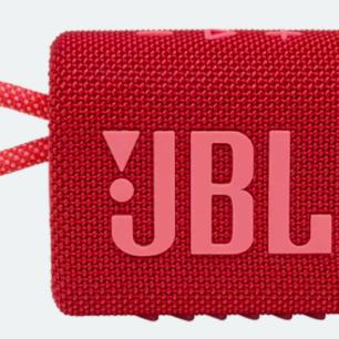 JBLGO3REDAM JBL Speaker Go3 Speaker Bluetooth – Red