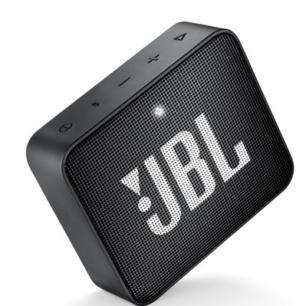 JBLGO2BLKAM  JBL Speaker Go2 BT Black (S. Ame)