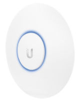 UAP-AC-PRO Access Point UniFi doble banda 802.11ac MIMO 3X3 para interior, PoE af/at, soporta 250 clientes, Hasta 1.3 Gbps PoE incluido