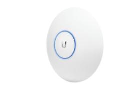 UAP-AC-LR Access Point UniFi de largo alcance, Doble banda 802.11ac MIMO2X2 para interior, PoE 802.3af, soporta 250 clientes, hasta 867 Mbps