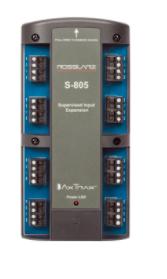 S-805 Modulo de expansion para 16 entradas supervisadas para AC825