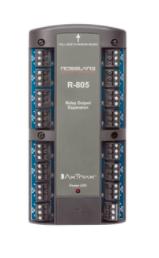 R-805 Modulo de expansión de 16 salidas de relevador para AC825IP