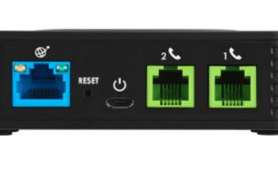 HT-802 Adaptador de Teléfono Analógico (ATA) de 2 Puerto FXS