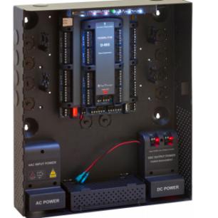 AC-825IP Controlador de acceso para 4 lectoras Expandible a 56 Lectoras
