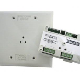 GSA-CC1 Modulo de control simple-1 entrada de pulso, 1 Salida CKt, Clase B- Serie VS