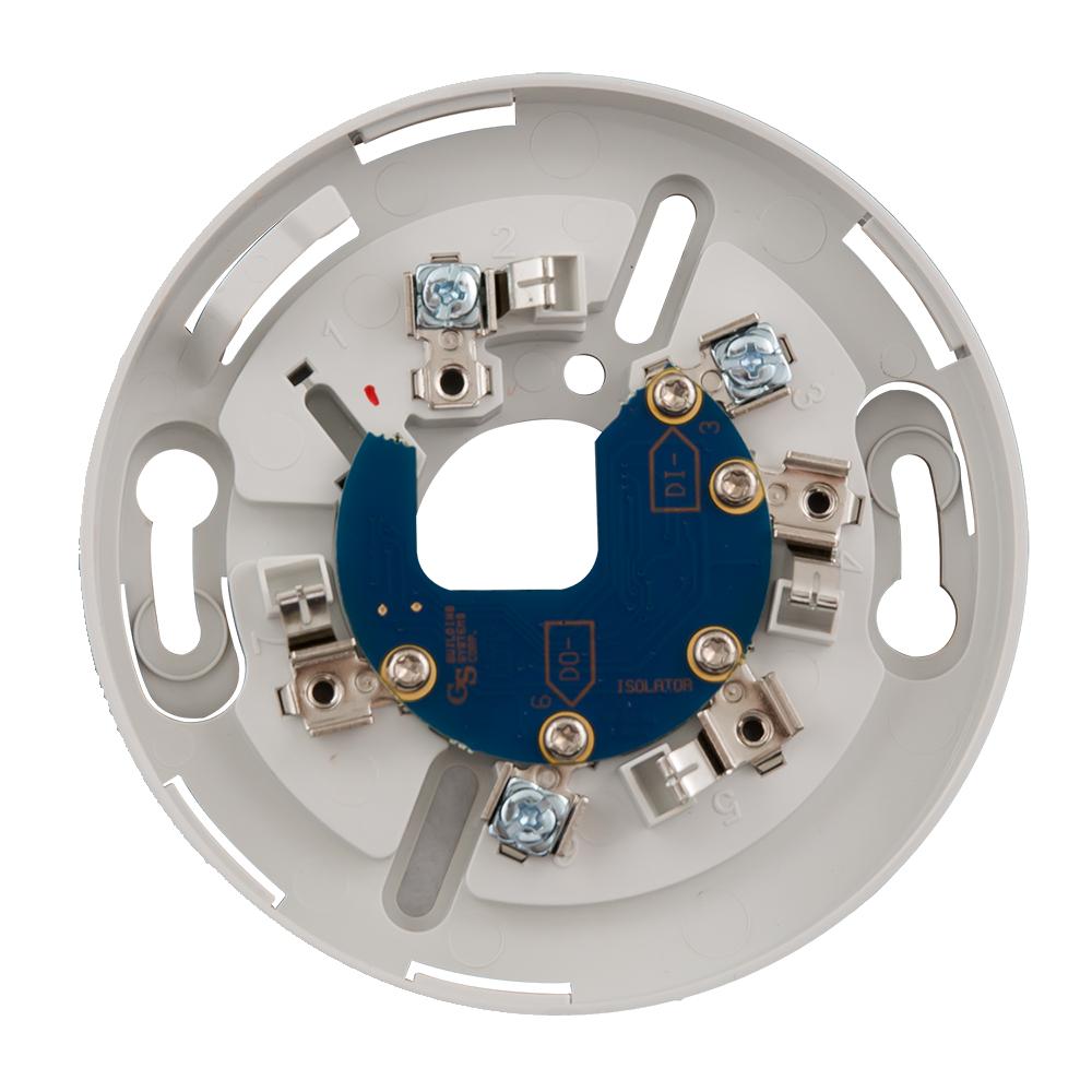 KI-IB Base de detector con aislador de falla Serie VS y FX